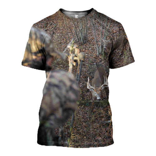3D Printed Deer Hunting Tops DT290801