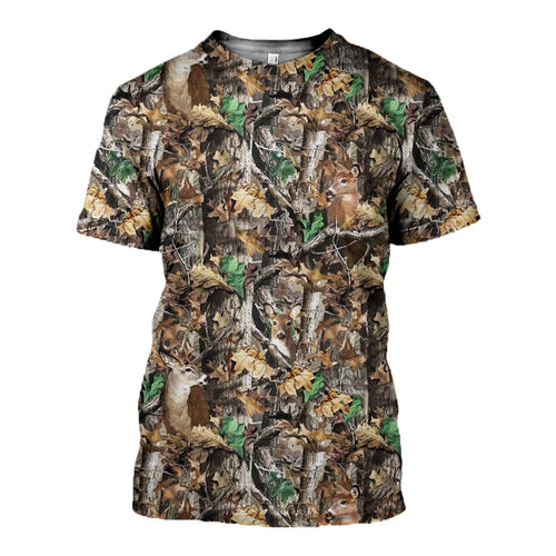3D printed Camo Deer Hunting Tops DT220806