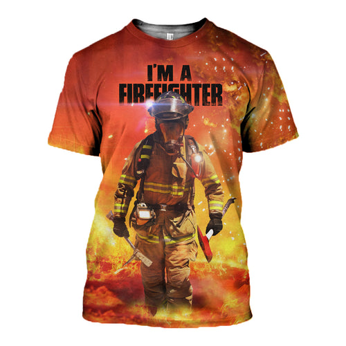 3D printed Firefighter Tops DT120703