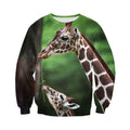 3D printed Giraffe Clothes DT170805