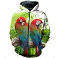 3D printed Macaw Clothes DT170709