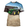 3D Printed Tractor Clothes DT270802
