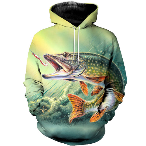 3D All Over Printed Fishing Shirts And Shorts DT11031902