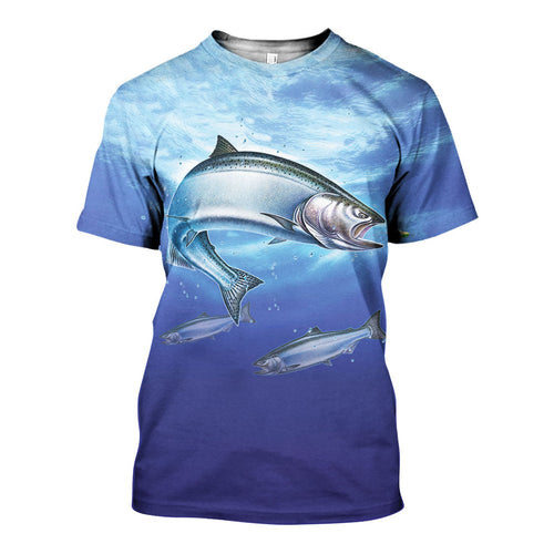 3D All Over Printed Fishing Shirts And Shorts DT251202