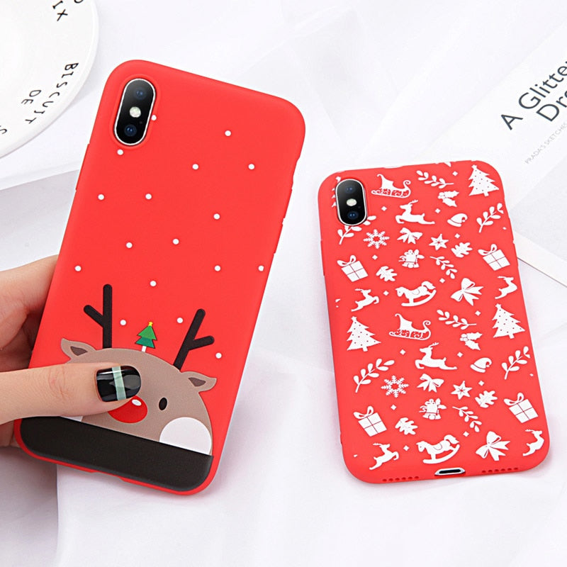 Christmas Phone Case Iphone Xr.Christmas Tree Phone Case For Iphone X Xs Max Xr