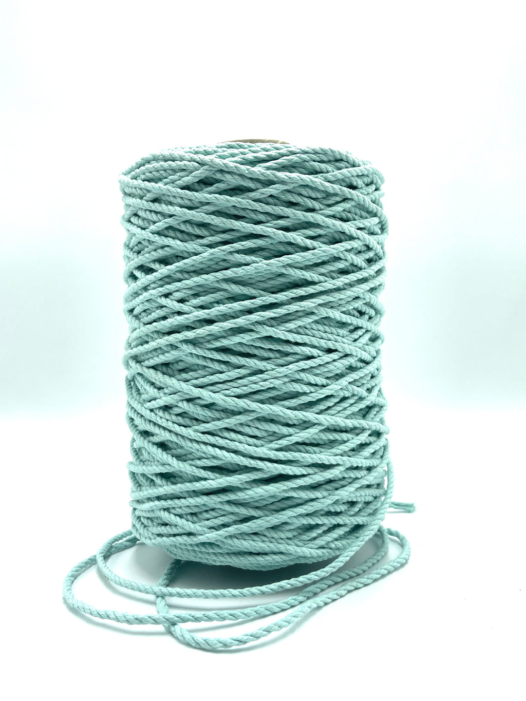 4mm 3ply Rope - Sea Foam - 1kg