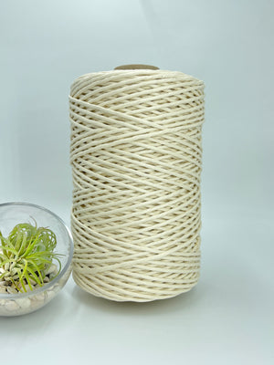 3mm Cotton Macramé String - 1kg - Natural/raw