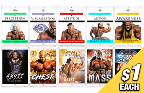 MIND & BODY BUNDLE FOR $10 DOLLARS