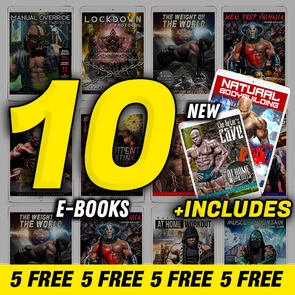 BUY 5 E-BOOKS GET 5 FREE!