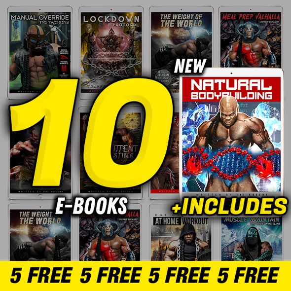 BUY 5 E-BOOKS GET 5 FREE