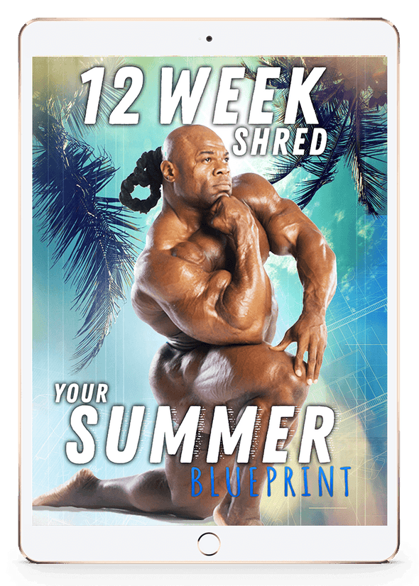 12 Week Shred - YOUR SUMMER BLUEPRINT