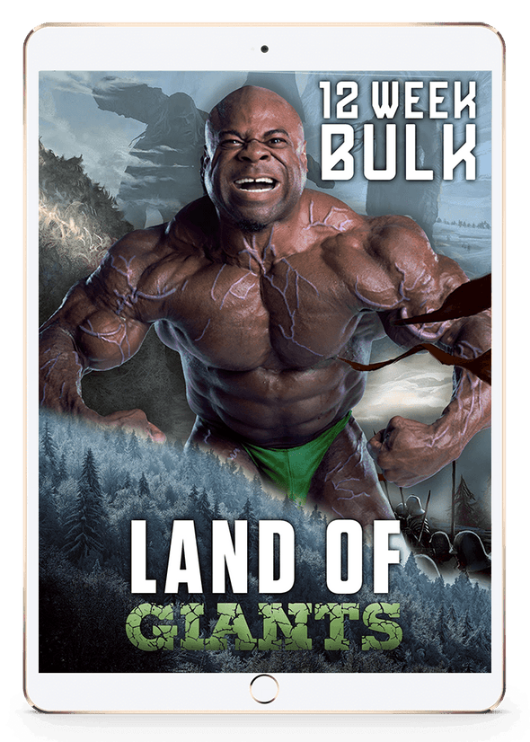 12 Week Bulk - LAND OF GIANTS