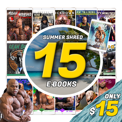 Summer Shred 15 - For $15