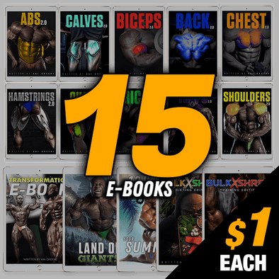 $1 Dollar E-Book Bundle
