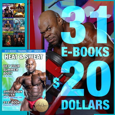 Heat & Sweat Bundle - Only $20