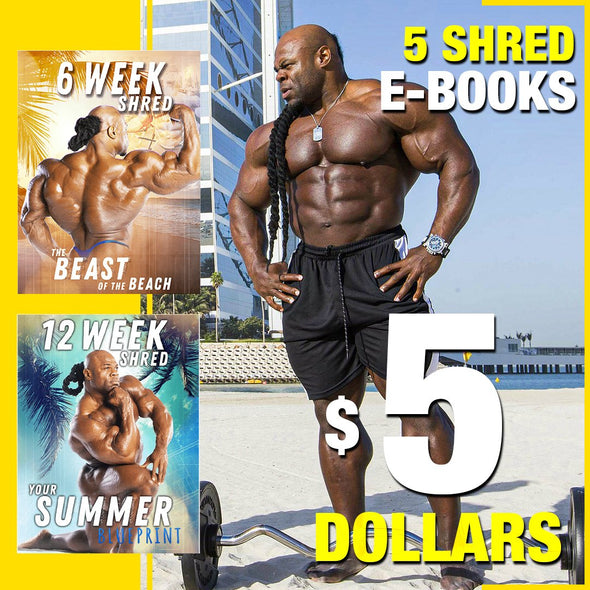 Summer Shred Bundle - Only $5