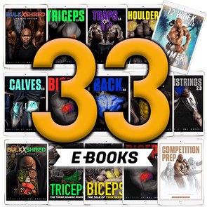 NEW: Mega E-Book Combo
