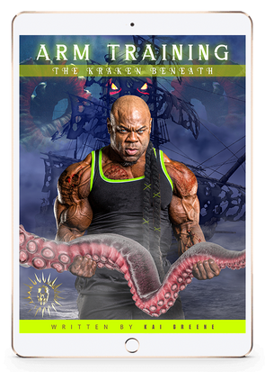 ARM TRAINING THE KRAKEN BENEATH