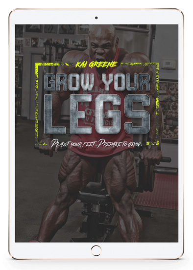 Grow Your Legs E-Book