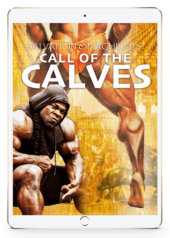 Salvation of Achilles - Call of the Calves