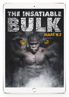 The Insatiable Bulk MASS V2