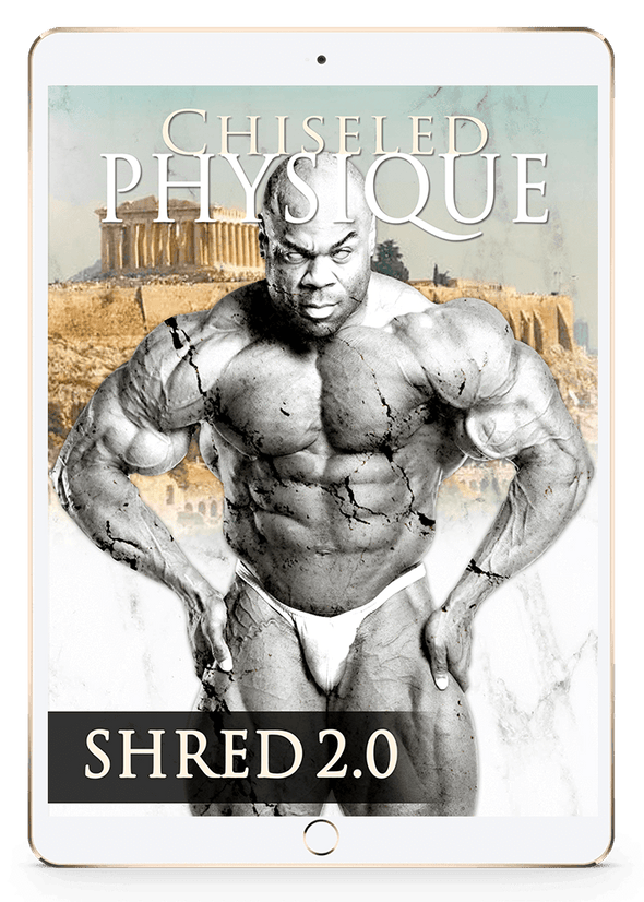 Shred Combo - 5 E-BOOKS $5 DOLLARS