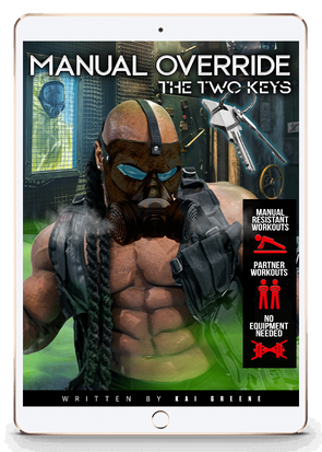 MANUAL OVERRIDE - THE TWO KEYS