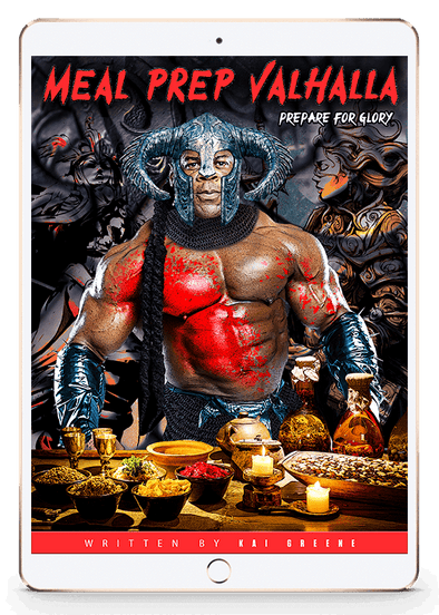MEAL PREP VALHALLA - PREPARE FOR GLORY