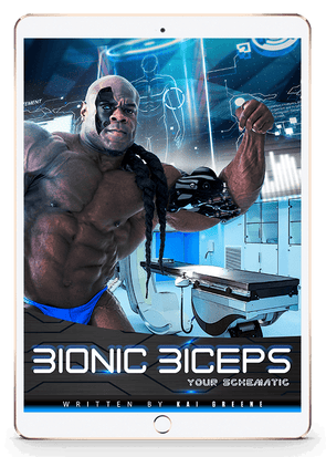 BIONIC BICEPS - YOUR SCHEMATIC