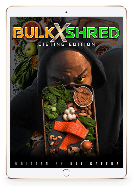 BULK X SHRED - DIET & TRAINING COMBO