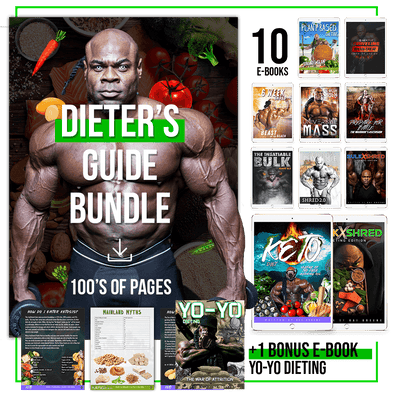 Dieter's Guide Bundle - $10