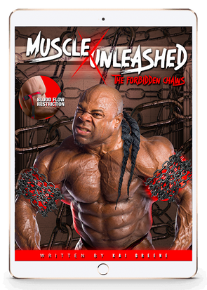 MUSCLE UNLEASHED - THE FORBIDDEN CHAINS