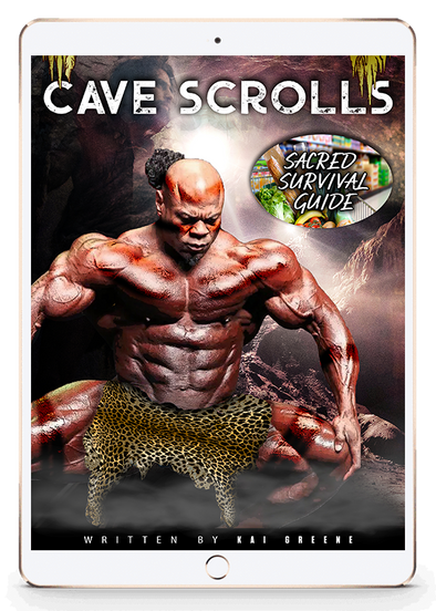 THE CAVE SCROLLS - SACRED SURVIVAL GUIDE