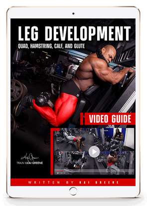 Leg Development - VIDEO GUIDE