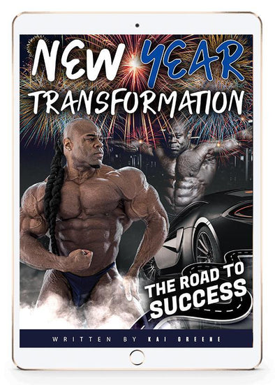 NEW YEAR TRANSFORMATION - THE ROAD TO SUCCESS