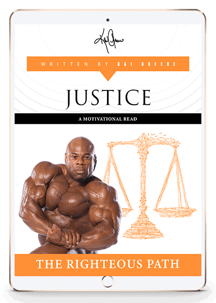 Justice - Motivation E-Book