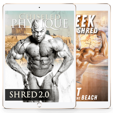 Shred 2.0 - E-Book Combo
