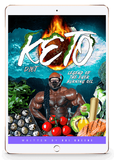 KETO DIET - LEGEND OF THE EVER BURNING OIL