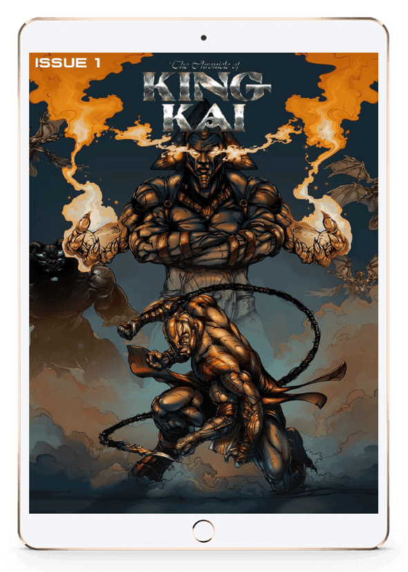 Chronicles of King Kai - Issue 1