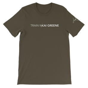 Train w/ Kai T-Shirt