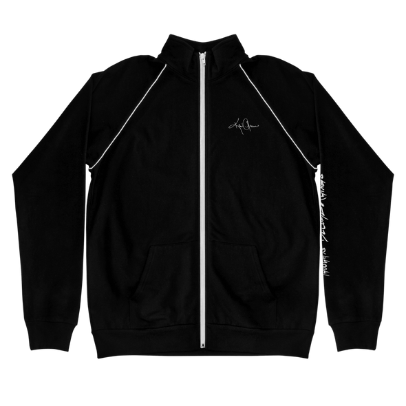Kai Greene/Thoughts Become Things Fleece Jacket