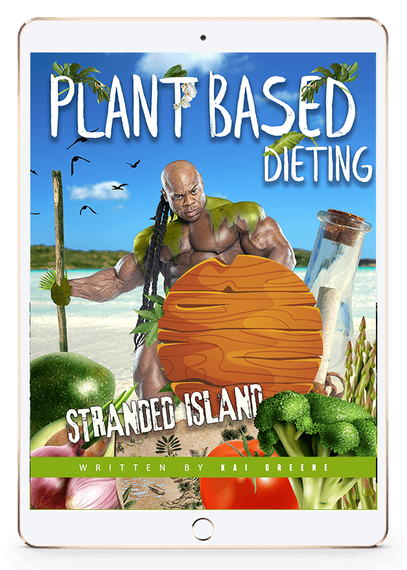PLANT BASED DIETING - STRANDED ISLAND