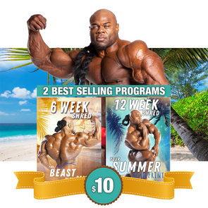 Top Sellers Summer Shred - For $10