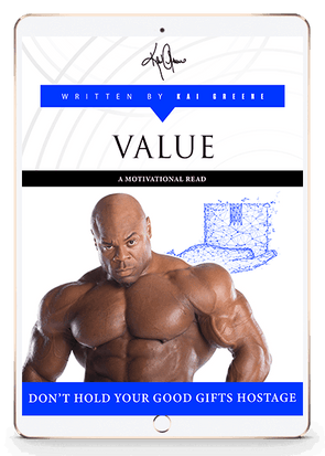 Value - Motivation E-Book