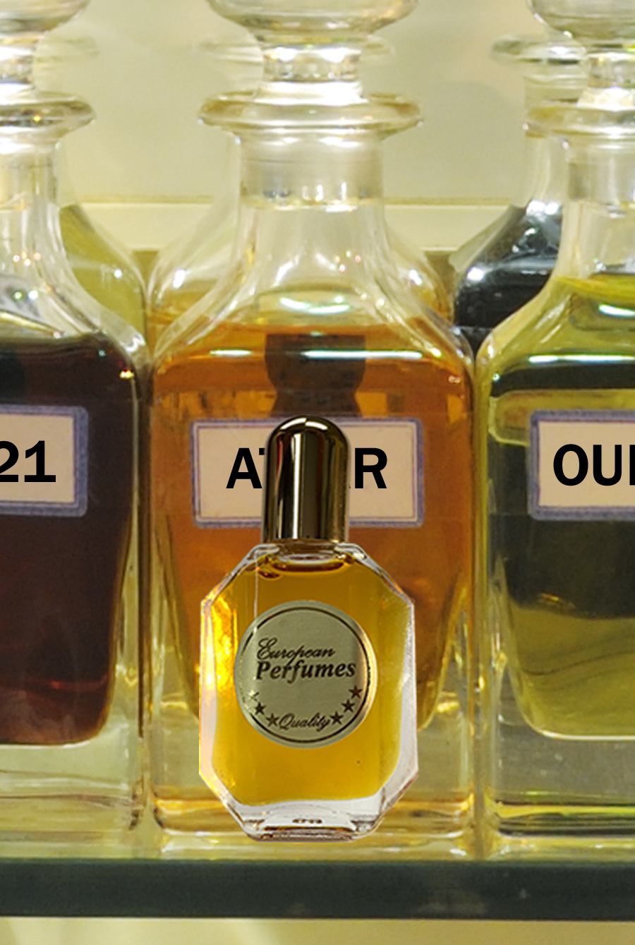DIRTY ENGLISH Type Perfume Oil Men