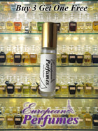 CHAMPAGNE Type Perfume Oil Women