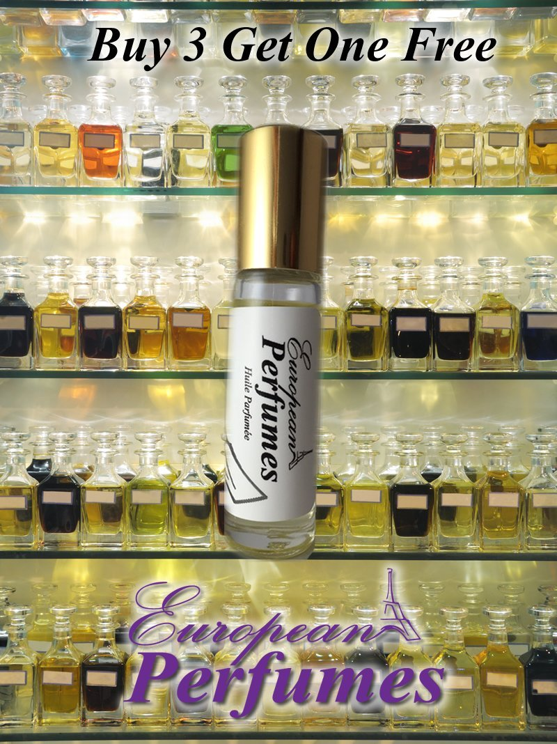 STEPHANO Type Perfume Oil Men