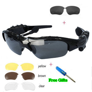 Sport Stereo Wireless Bluetooth 4.1 Sunglasses