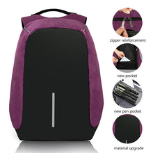 VRTREND Multifunction USB Charge Anti Theft Backpack