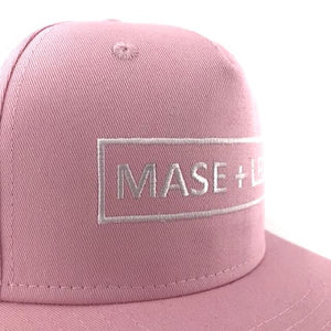 YOUTH LOGO SNAPBACK 2-10 YEARS - PINK